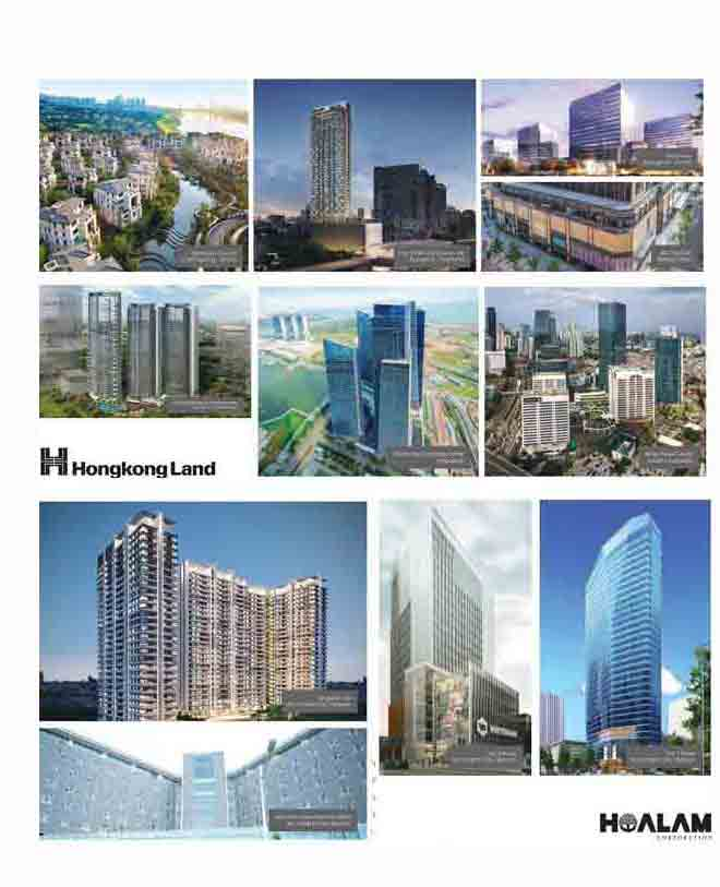 CHỦ ĐẦU TƯ THE MARQ HONGKONG LAND