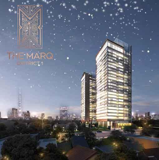 TỔNG QUAN DỰ ÁN CĂN HỘ THE MARQ HONGKONG LAND DISTRICT 1